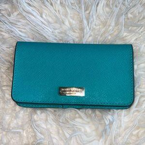 NWOT Henri Bendel Small Wallet / Card Case